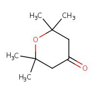 2,2,6,6-tetramethyloxan-4-one