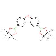2,8-Bis(4,4,5,5-tetramethyl-1,3,2-dioxaborolan-2-yl)dibenzo[b,d]furan