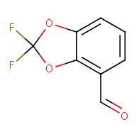 2,2-difluoro-2H-1,3-benzodioxole-4-carbaldehyde