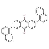 9,10-Dibromo-2,6-di(naphthalen-1-yl)anthracene