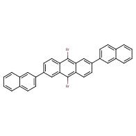 9,10-Dibromo-2,6-di(naphthalen-2-yl)anthracene