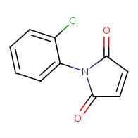 1-(2-chlorophenyl)-1H-pyrrole-2,5-dione