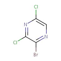 2-bromo-3,5-dichloropyrazine