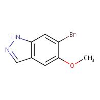 6-bromo-5-methoxy-1H-indazole