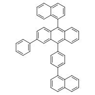 10-(Naphthalen-1-yl)-9-(4-(naphthalen-1-yl)phenyl)-2-phenylanthracene