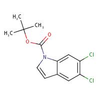 1-Boc-5,6-Dichloro-1H-indole
