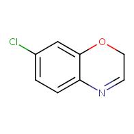 7-chloro-2H-benzo[b][1,4]oxazine