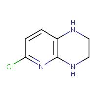 6-Chloro-1,2,3,4-tetrahydropyrido[2,3-b]pyrazine