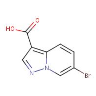 6-bromopyrazolo[1,5-a]pyridine-3-carboxylic acid