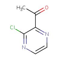 1-(3-chloropyrazin-2-yl)ethan-1-one
