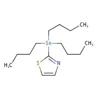 2-(tributylstannyl)thiazole