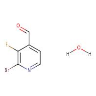 2-Bromo-3-fluoroisonicotinaldehyde