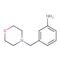 3-(Morpholinomethyl)aniline