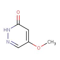 5-Methoxypyridazin-3(2H)-one