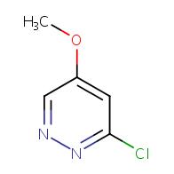 3-chloro-5-methoxypyridazine