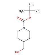 tert-Butyl 4-(hydroxymethyl)piperidine-1-carboxylate