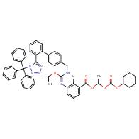 1-(((cyclohexyloxy)carbonyl)oxy)ethyl (E)-2-bromo-3-((ethoxy(((2