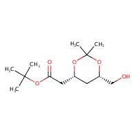 (4R-Cis)-6-Hydroxymethyl-2,2-dimethyl-1,3-dioxane-4-acetic acid 1,1-dimethylethyl ester