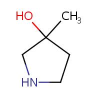 3-methylpyrrolidin-3-ol