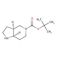 cis-5-Boc-Octahydropyrrolo[3,2-c]pyridine