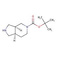 cis-tert-Butyl hexahydro-1H-pyrrolo[3,4-c]pyridine-5(6H)-carboxylate