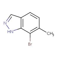 7-bromo-6-methyl-1H-indazole