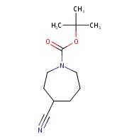 tert-butyl 4-cyanoazepane-1-carboxylate