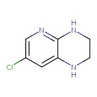 7-chloro-1,2,3,4-tetrahydropyrido[2,3-b]pyrazine