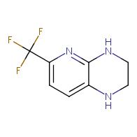 6-(trifluoromethyl)-1,2,3,4-tetrahydropyrido[2,3-b]pyrazine