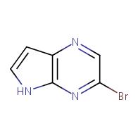 3-bromo-5H-pyrrolo[2,3-b]pyrazine