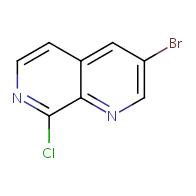 3-bromo-8-chloro-1,7-naphthyridine