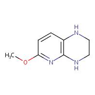6-methoxy-1,2,3,4-tetrahydropyrido[2,3-b]pyrazine