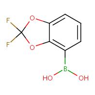 (2,2-difluoro-2H-1,3-benzodioxol-4-yl)boronic acid