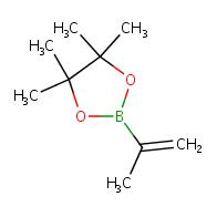 4,4,5,5-tetramethyl-2-(prop-1-en-2-yl)-1,3,2-dioxaborolane