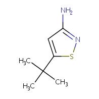 5-tert-butyl-1,2-thiazol-3-amine