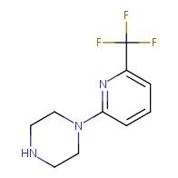 1-(6-(Trifluoromethyl)pyridin-2-yl)piperazine