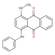 1-(methylamino)-4-(phenylamino)anthracene-9,10-dione