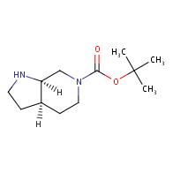 cis-tert-Butyl hexahydro-1H-pyrrolo[2,3-c]pyridine-6(2H)-carboxylate