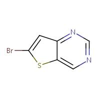 6-bromothieno[3,2-d]pyrimidine