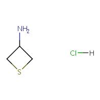 thietan-3-amine hydrochloride