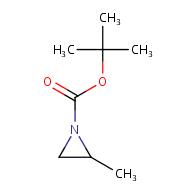 tert-butyl 2-methylaziridine-1-carboxylate