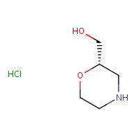 (2S)-morpholin-2-ylmethanol hydrochloride