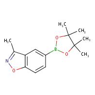 3-Methyl-5-(4,4,5,5-tetramethyl-1,3,2-dioxaborolan-2-yl)benzo[d]isoxazole
