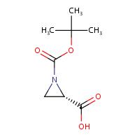 1,2-aziridinedicarboxylic acid, 1-(1,1-dimethylethyl) ester, (2s)-