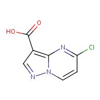 5-chloropyrazolo[1,5-a]pyrimidine-3-carboxylic acid