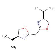 Bis((S)-4-Isopropyl-4,5-dihydrooxazol-2-yl)methane