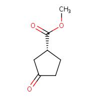 methyl (1R)-3-oxocyclopentane-1-carboxylate
