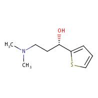 (1S)-3-(dimethylamino)-1-(thiophen-2-yl)propan-1-ol