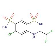 Trichlormethiazide