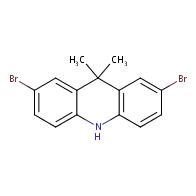 2,7-Dibromo-9,9-dimethyl-9,10-dihydroacridine